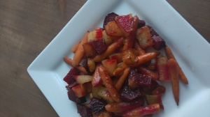 Basic Roasted Veggies
